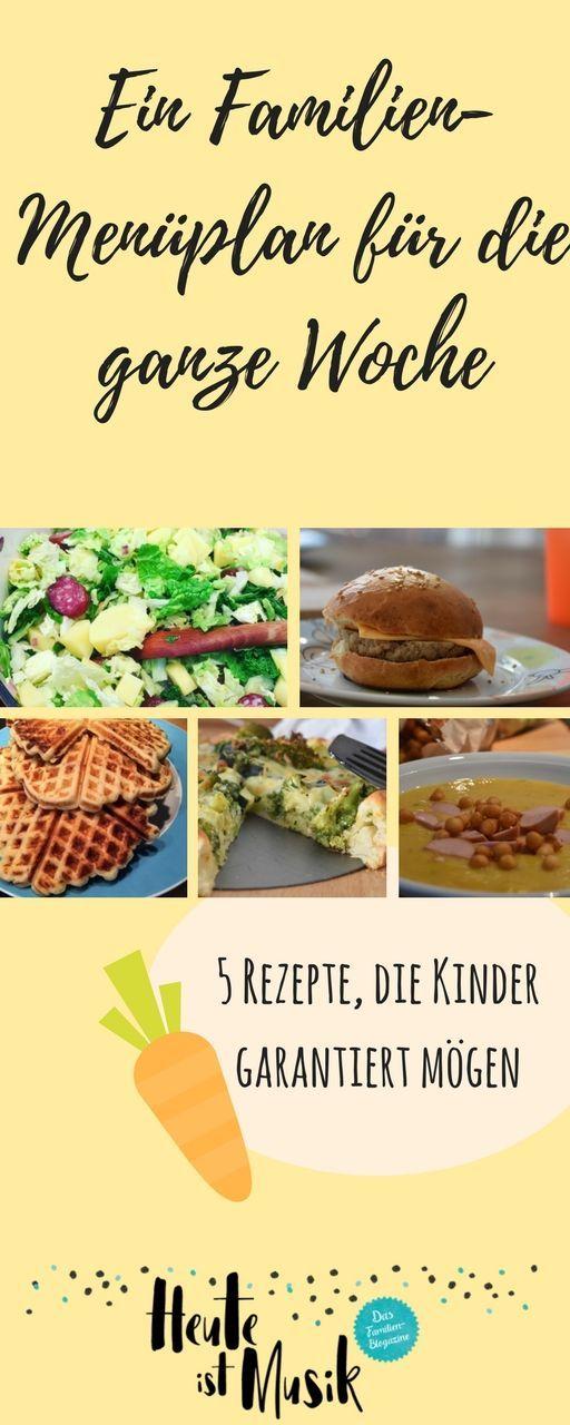 Super leckere und gesunde Rezepte für die ganze Familie und Essen, die Kinder …   – Kochen für Babys