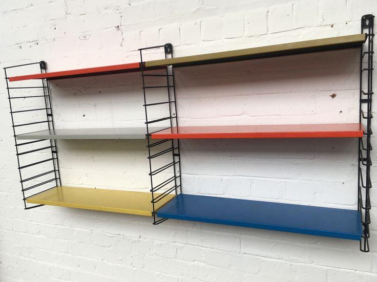 17 Best Ideas About Hanging Shelves On Pinterest