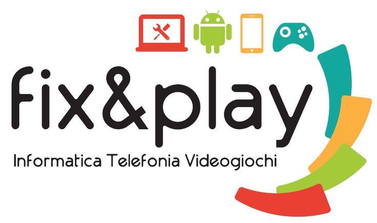 CLIENTE: Fix & Play - logo