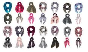 What a collection of Jane Carr scarves
