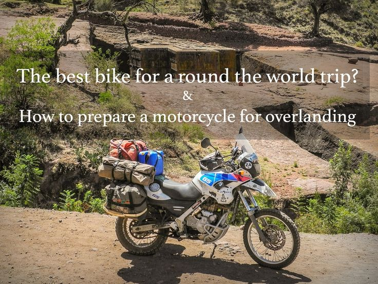 round the world motorcycle travel