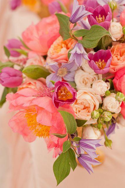 Summer flowers by Galina Kochergina