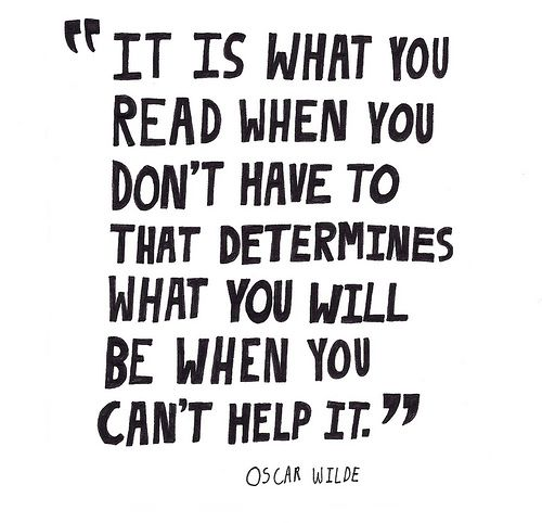 : Reading, Crossword Puzzles, Oscars Wild Quotes, Food For Thoughts, Book, Wisdom, Living,  Crossword, Oscar Wilde