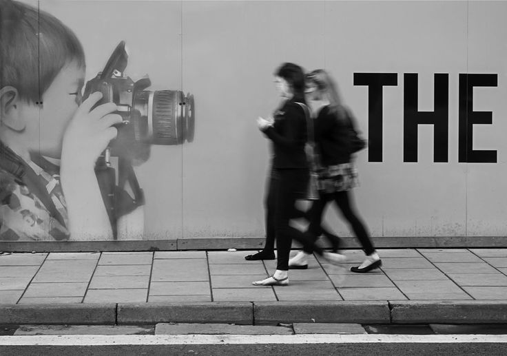 SELECTION OF THE DAY by @ExpoFineArt > The photographer >  Bristol - 2014 >  Photo © Francesco Ruffoni > #Expo #FineArt #Photography > #Street