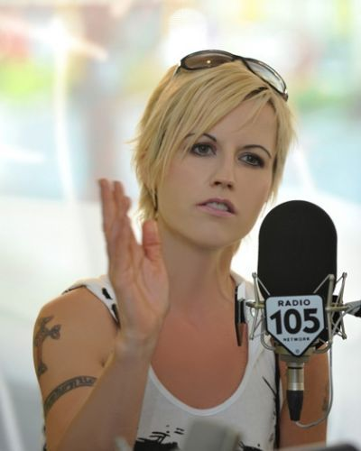 Dolores O'Riordan - The Cranberries | Let's Be Upfront ...