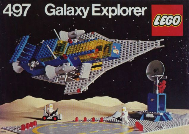 To end the celebration of the 50 years of the LEGO brick, here are the best sets in history. Handpicked from Lugnet—the biggest LEGO database—based on their popularity, these 229 sets belong to the most iconic lines—LEGOLAND Space, Town, Castle and Pirates—plus three of the most popular ones—LEGO TECHNIC, Star Wars and Racers. From the most significant to the most amazing and complex, from the late '70s to today. We can't get ourselves to pick the Best of the Best. Jump, see them all and…