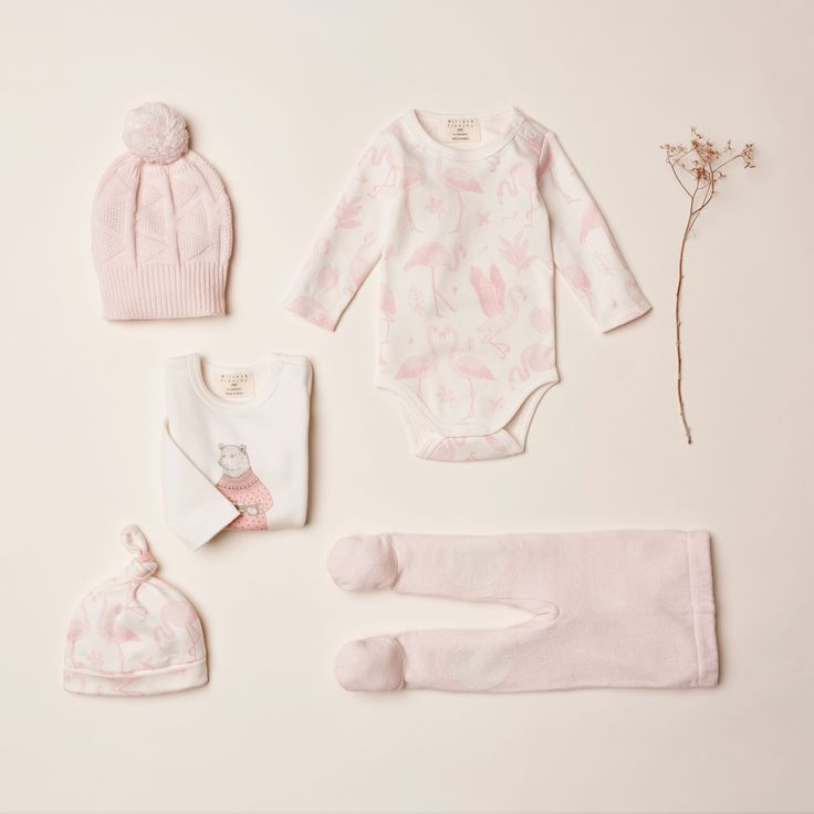 The perfect outfit for your newborn baby girl!  #wilsonandfrenchy #babystyle #newbornbaby #babygirl #baby #fashion #unisex #babylove  #perfectbabies  #unisexbabyclothes  #newmum #babygift #babyshower #australiandesign #shopbaby #mumsunite #babylove #magicofchildhood #little