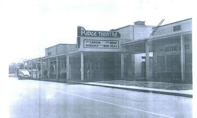 Ridge Theatre in Jackson Square