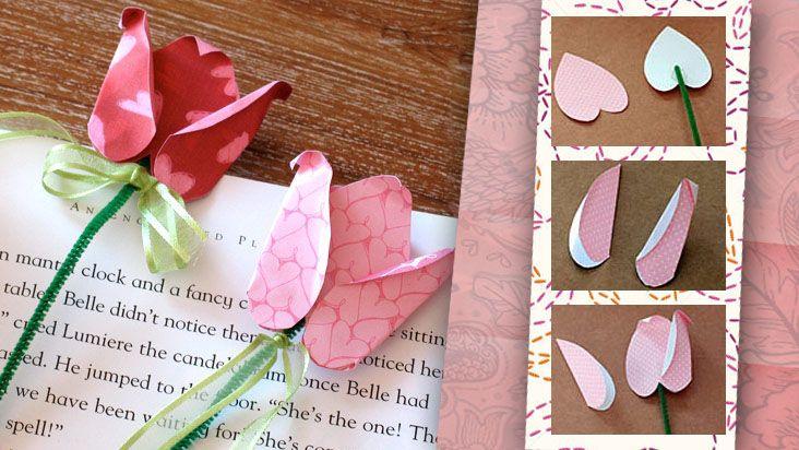 Las flores de Bella para los libros de tus princesas