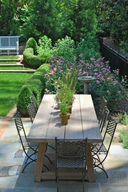 Where to start with your outdoor design? As in many past exterior design posts…