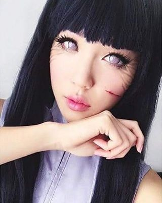 . Anime : Naruto The last Character : Hinata Hyuga Coser : @oomoni