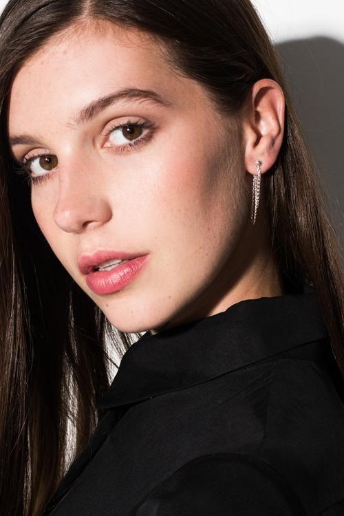 The Loop Earrings www.ecomono.com.au