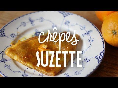 Crêpes Suzette | Rendez-vous à Paris - YouTube