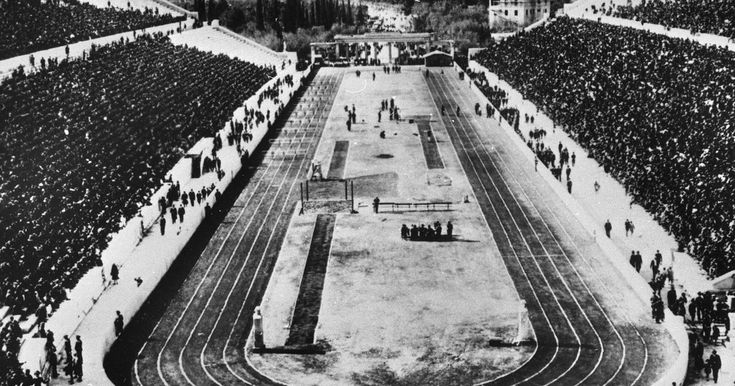 April 6, 2016: The 120th Anniversary of the first modern Olympic Games. #Olympics A total of 241 men from 14 countries took part in the first ever Games, with 43 events across nine separate sports available to take part in
