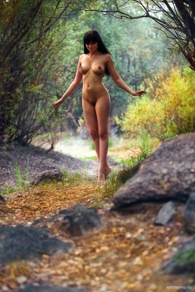 Admiring the Feminine Form