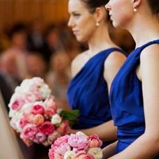 Weddings | Bridesmaids | David Austin Rose bouquets by Kate Hedges, Kentucky Roses Display Garden, Nursery & Cafe