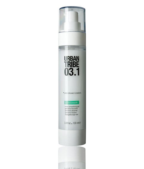 Urban Tribe 03.1 control smooth - Extra smoothing gel! #hair #style