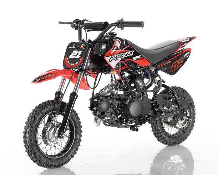 Apollo Db 21 70cc Semi Automatic Dirt Bike 4 Stroke Air Cooled Bike Dirt Bikes For Sale New Dirt Bikes