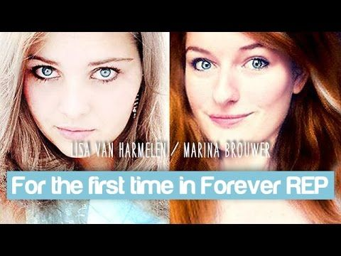 For the first time in forever *reprise* [FROZEN] Mari & Lisa COVER