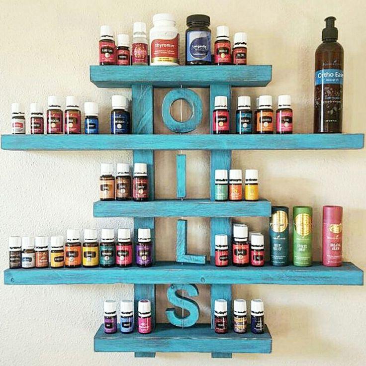 Storage Ideas For Essential Oils: Best 25+ Essential Oil Shelf Ideas On Pinterest