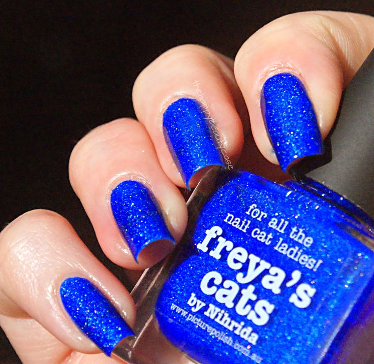 Picture Polish Freya's Cats