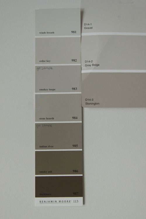 17 Best Ideas About Benjamin Moore Taupe On Pinterest