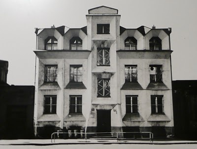 Josef Chochol, Villa Kovařic, Prag/Vyšehrad, 1912/13