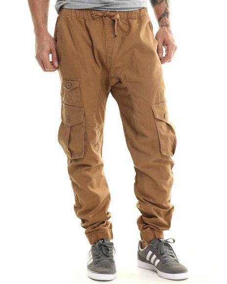 Akademiks Dark Khaki Joggers | Today's Outfit: 03/29/15 ...