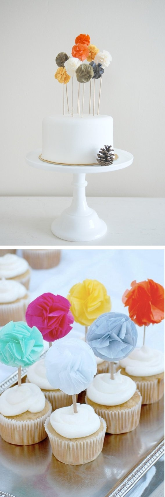 Quick Easy Cake Decoration : 29 best images about Cake Decorating ideas on Pinterest