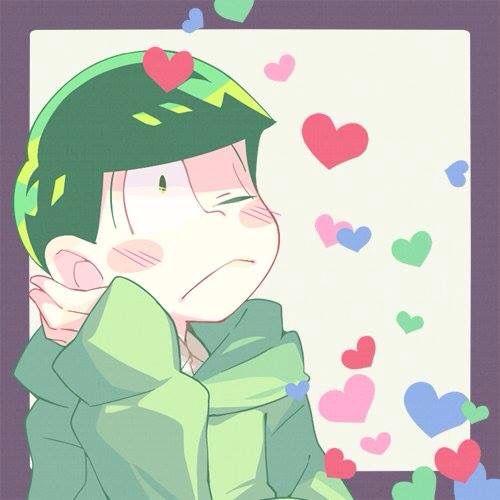 Osomatsu-san- Choromatsu #Anime「♡」Hearts