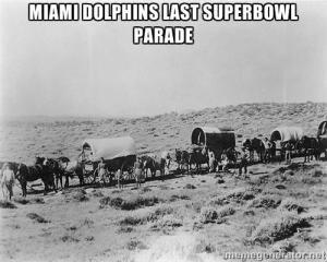 miami dolphins super bowl case funnies | Miami Dolphins last Super Bowl parade