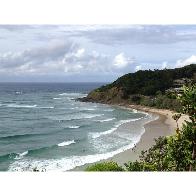 Watego Beach, Byron Bay