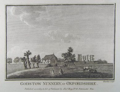 Godstow Nunnery in Oxfordshire | Sanders of Oxford