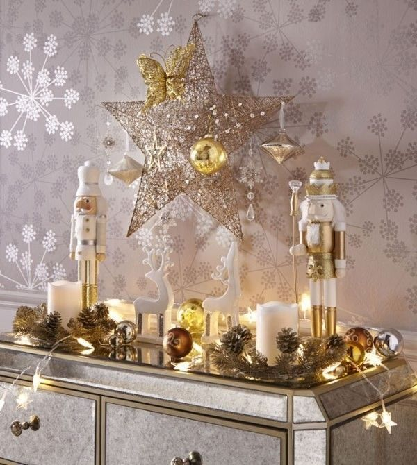 The 2018 Trends For Christmas Decorations: 5126 Best Interior Design Ideas & Decor ♥ Images On
