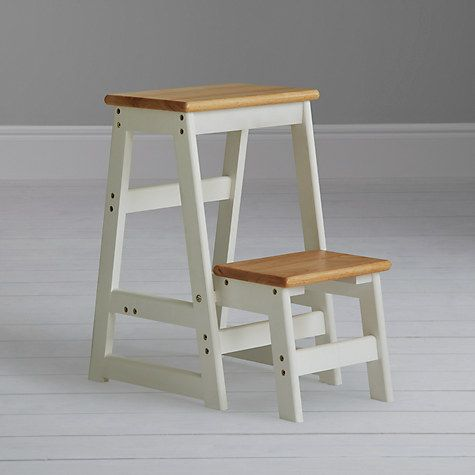Best House By John Lewis Fixed Wooden Step Stool Best Stools 400 x 300