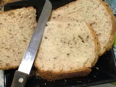 Receita de Pão de lingüiça com azeitonas para máquina de pão - Tudo Gostoso