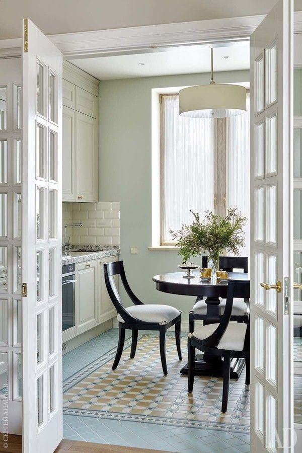 Квартира в Кунцеве, 120 м² | AD Magazine