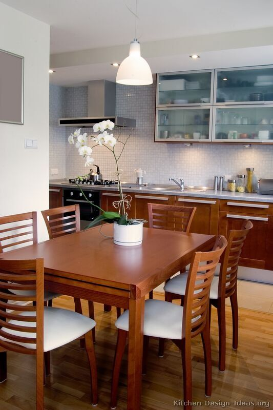 Kitchen Of The Day Naturally Warm And Inviting Modern Medium Wood