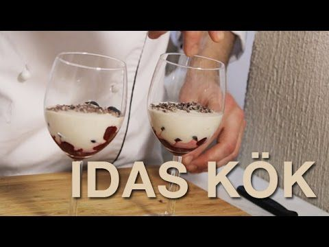 IDAS KÖK - raw food dessert