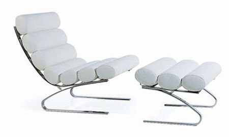 Contemporary Chaise Lounge Chairs Zisa chaise lounge