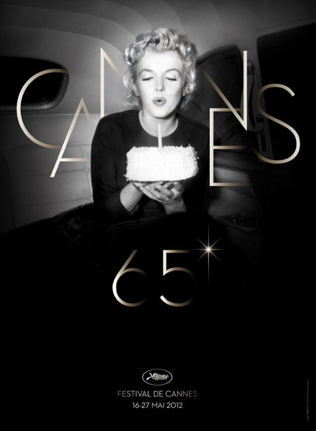 cannes 2012 with marilyn