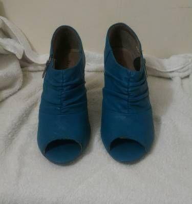 sapato aberto na frente - sapatos ramarim