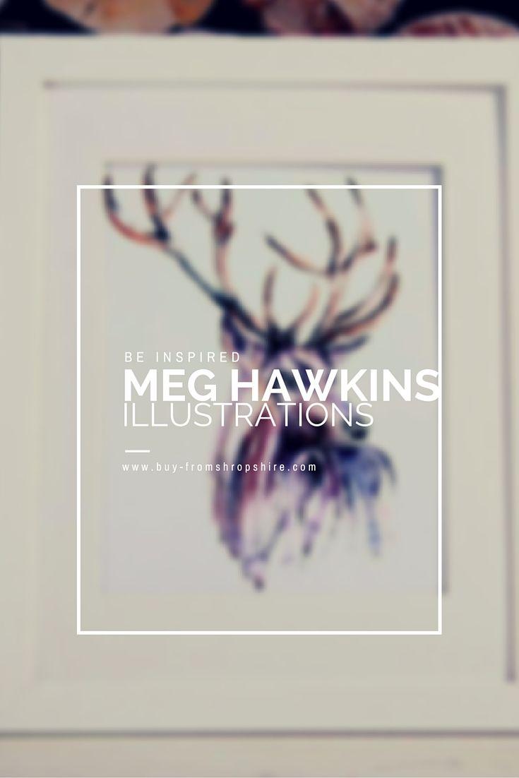 @meghawkins #beinspired #art #fineart #illustration #shropshire #shropshireart