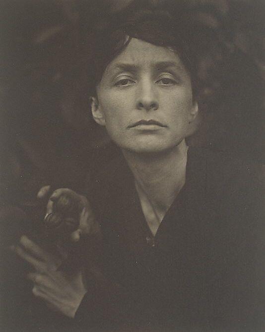 Georgia O'Keeffe  Alfred Stieglitz (American, Hoboken, New Jersey 1864–1946 New York City)  Download image
