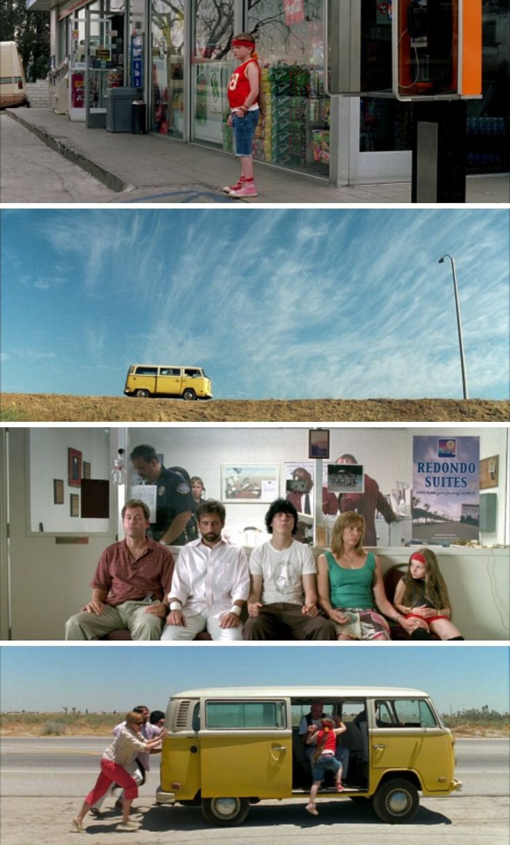 Little Miss Sunshine (2006), Jonathan Dayton and Valerie Faris