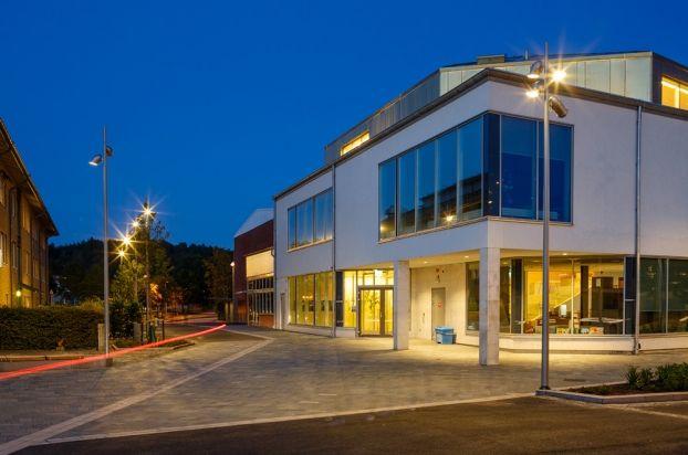 Cultural Center in Landvetter by Fredblad Arkitekter | Landvetter | Sweden | Mixed-Use 2016 | WAN Awards #wanawards #architecture #culture