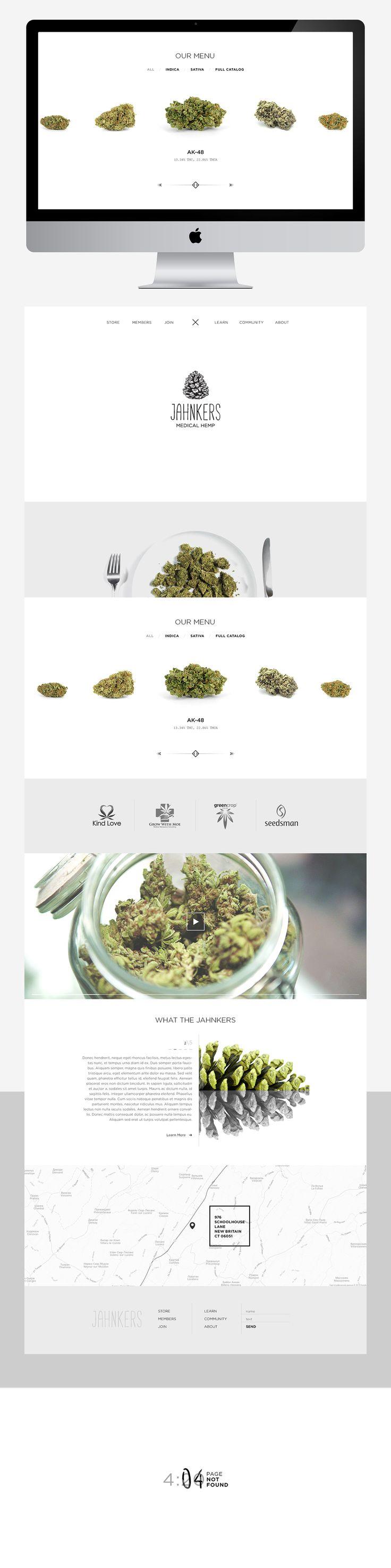 The company sells medical marijuana.