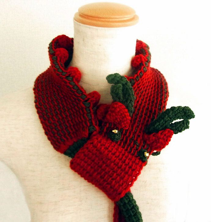 Knitting Pattern For Dragon Scarf : 17 Best images about Legwarmers & Armwarmers on Pinterest ...