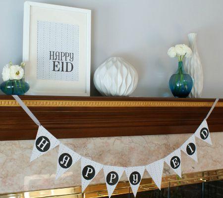 Delightful Ramadan & Eid Decorations - modernEID