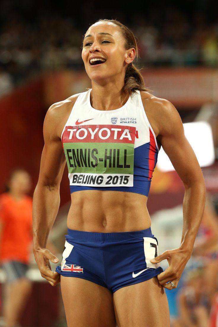 Jessica Ennis Hill (Pentatlón-Gran Bretaña)